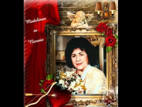 Mandolinen in Nicosia - De Zangeres Zonder Naam