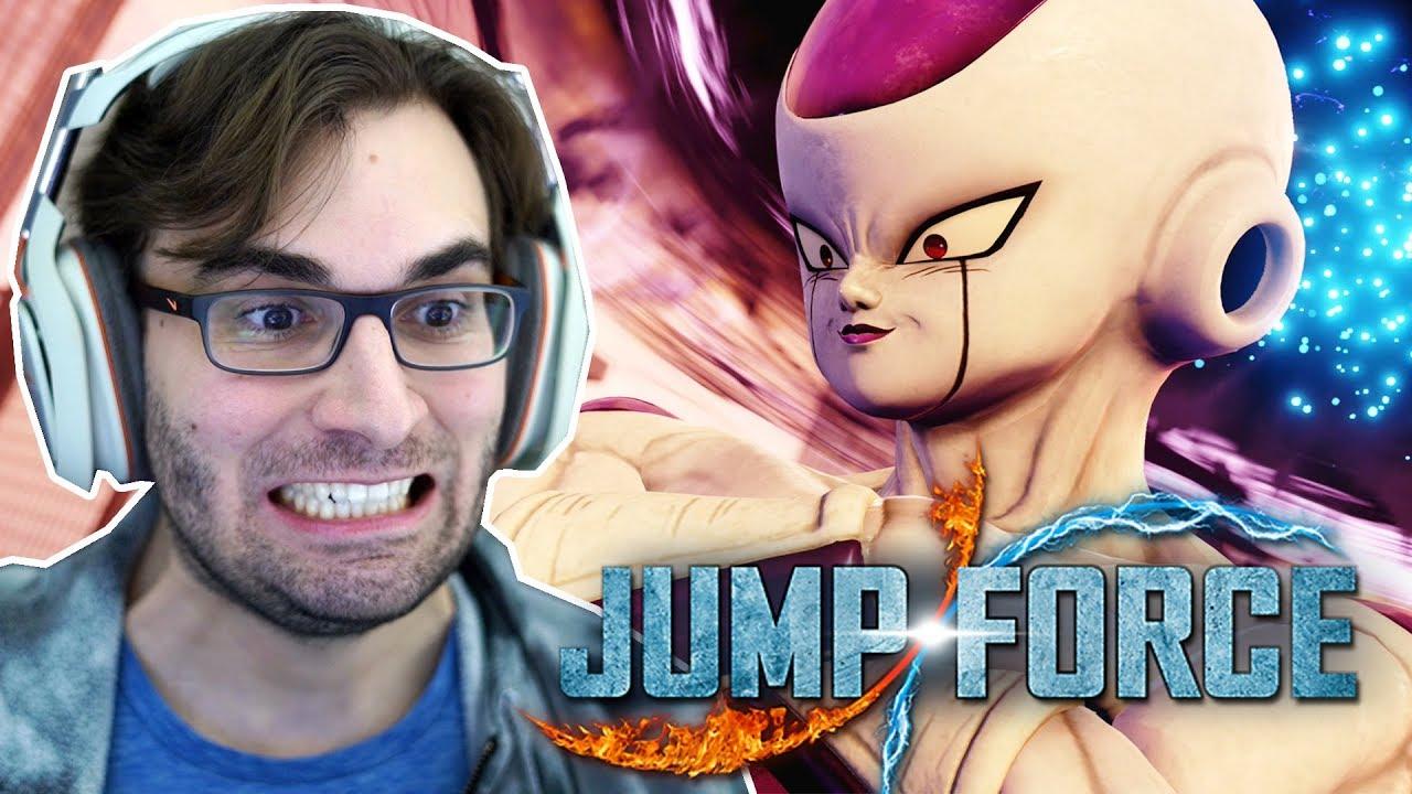 BRKSEDU - JUMP FORCE - O Início de Gameplay da Campanha, Legendado em Português PT-BR e Dublado em J