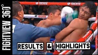 DIRTY Tomoki! Vargas vs Kameda Post Fight Results & HIGHLIGHTS! Rigo IS Mando! Roman Likely?