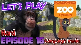 Zoo tycoon xbox one Campaign -  Beastly Parents Episode 16
