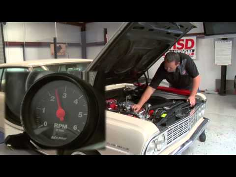 MSD Ignition: Setting Your Rev Limiter