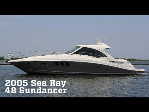 2005 Sea Ray 48 Sundancer Boat For Sale at MarineMax Dallas Yacht Center