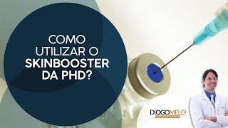 Skinbooster da PHD com retroinjecao.