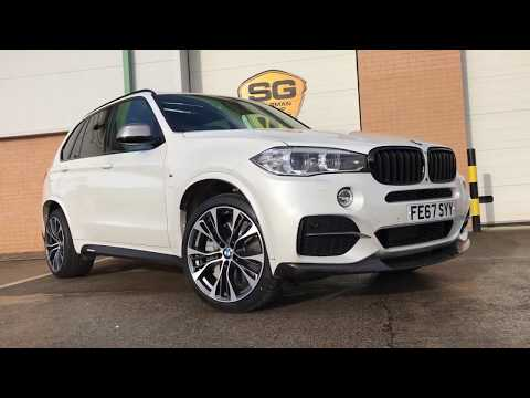2017 (67) X5 M50D M PERFORMANCE **£90K NEW**