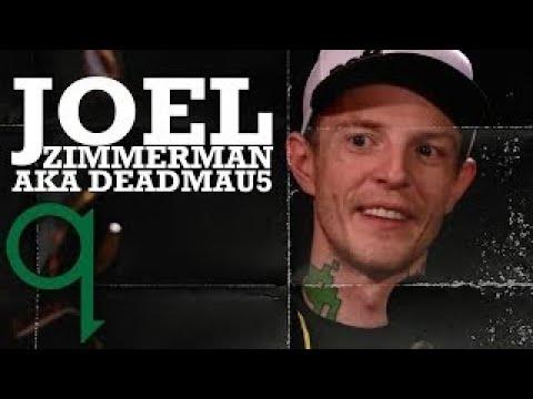Joel Zimmerman a.k.a. deadmau5 in Studio Q