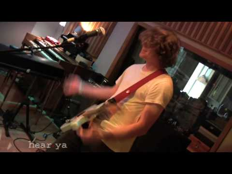 """The Henry Clay People - """"Something In The Water"""" - HearYa Live Session 8/8/09"""