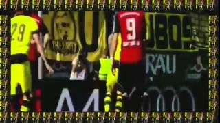 Ingolstadt vs Borussia Dortmund 0:4 [Gols] [BUNDESLIGA]