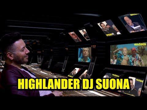 HIGHLANDER DJ & DANY B - HIGHLANDER DJ SUONA