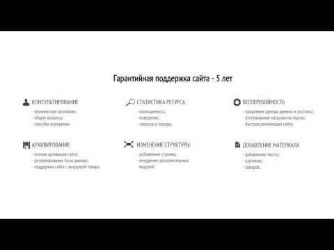 Создание одностраничника в Пензе - Студия Лучика Владимира