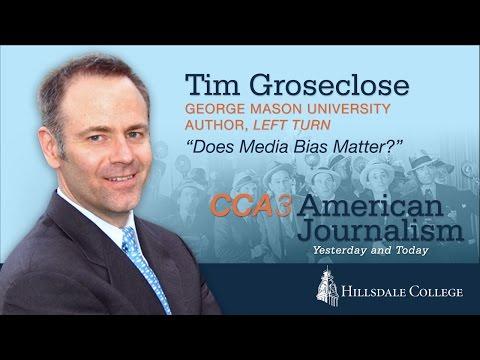 """""""Does Media Bias Matter?"""" Tim Groseclose"""