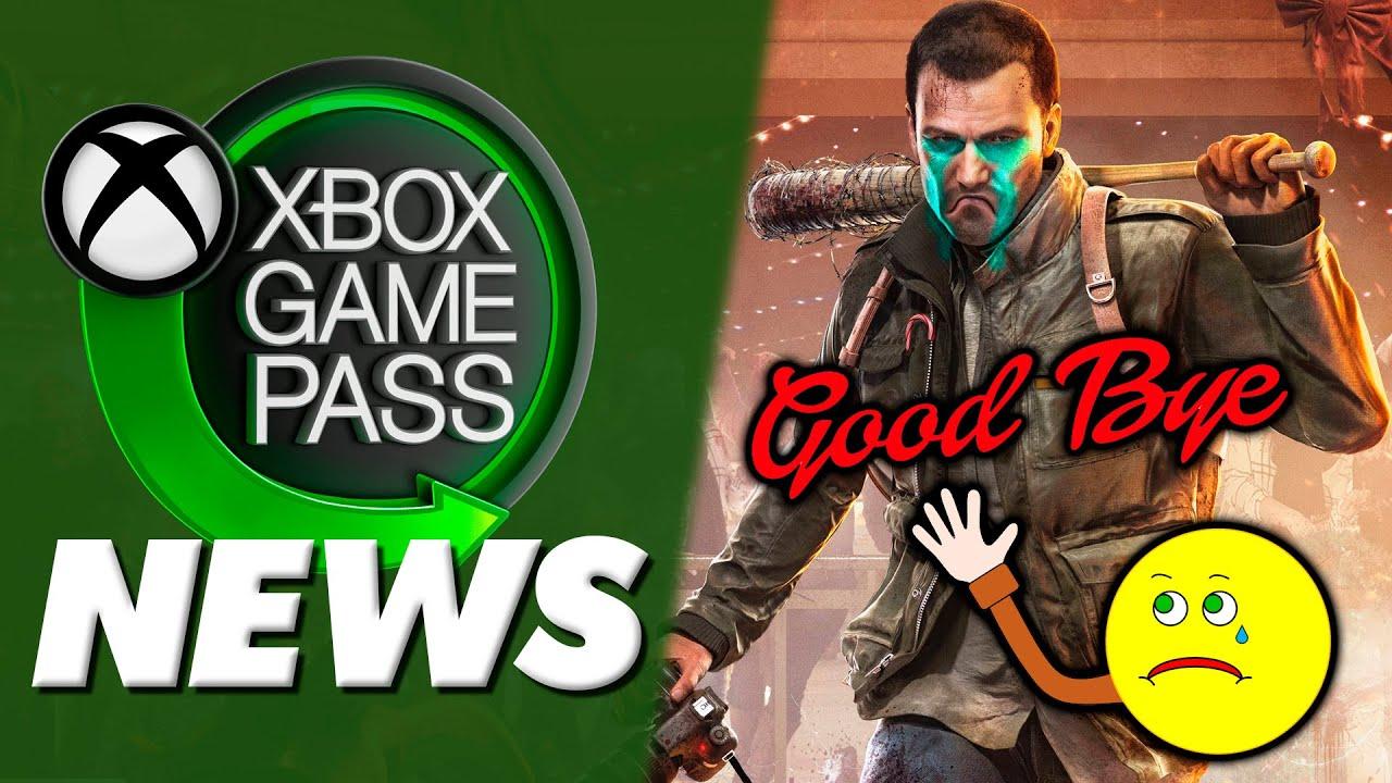 Hora de Dizer ADEUS para Vários Jogos | XBOX GAME PASS NEWS #3
