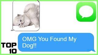 Top 10 Dumbest Text Messages Part 12