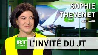 Sophie Thevenet : «La mobilisation ne diminue pas, bien au contraire»