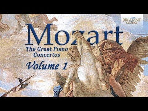 Mozart: The Great Piano Concertos, Vol. 1