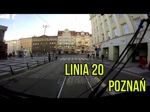 Linia 20 | os. Sobieskiego - R. Rataje - os. Sobieskiego | Poznań (Short Film)