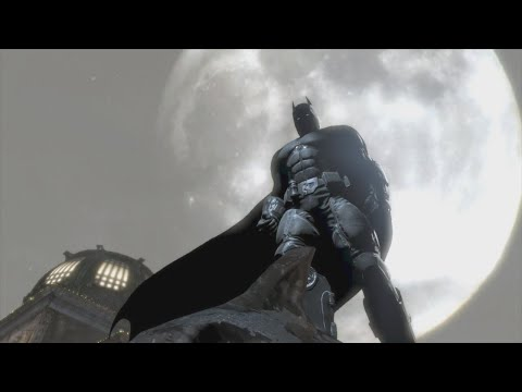Batman Arkham Origins 2 - Comms Towers and The Arms Deal