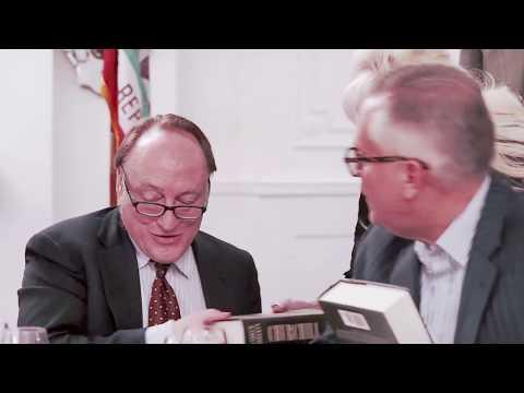 Celebrating Winston Churchill's Birthday In Los Angeles