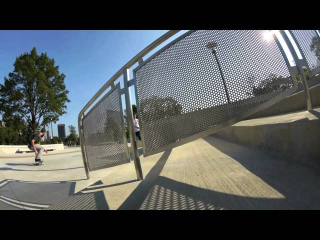 Chris Cole Paines Park Grand Opening