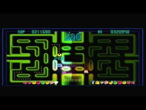 Pac Man Championship Edition - Xbox Live Arcade - 400,000 Point Achievement Attempt