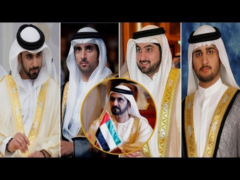 Dubai All Prince || Dubai King 9 Sons || You Don't Know