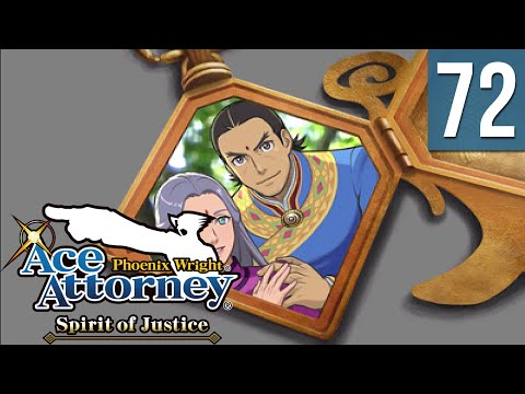 Phoenix Wright: Spirit of Justice #72 ~ Turnabout Revolution - Investigation, Day 2 (7/8)