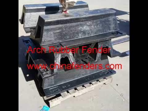 Marine Arch Rubber Fender-chinafenders.com