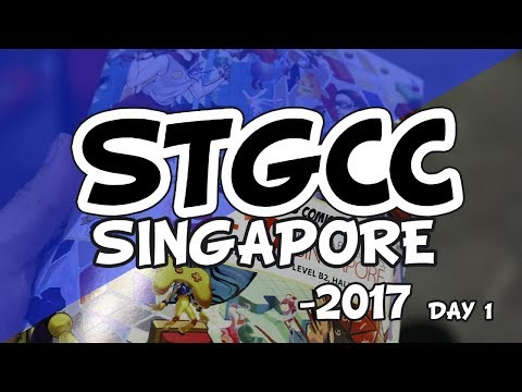 STGCC 2017 day 1 snippets