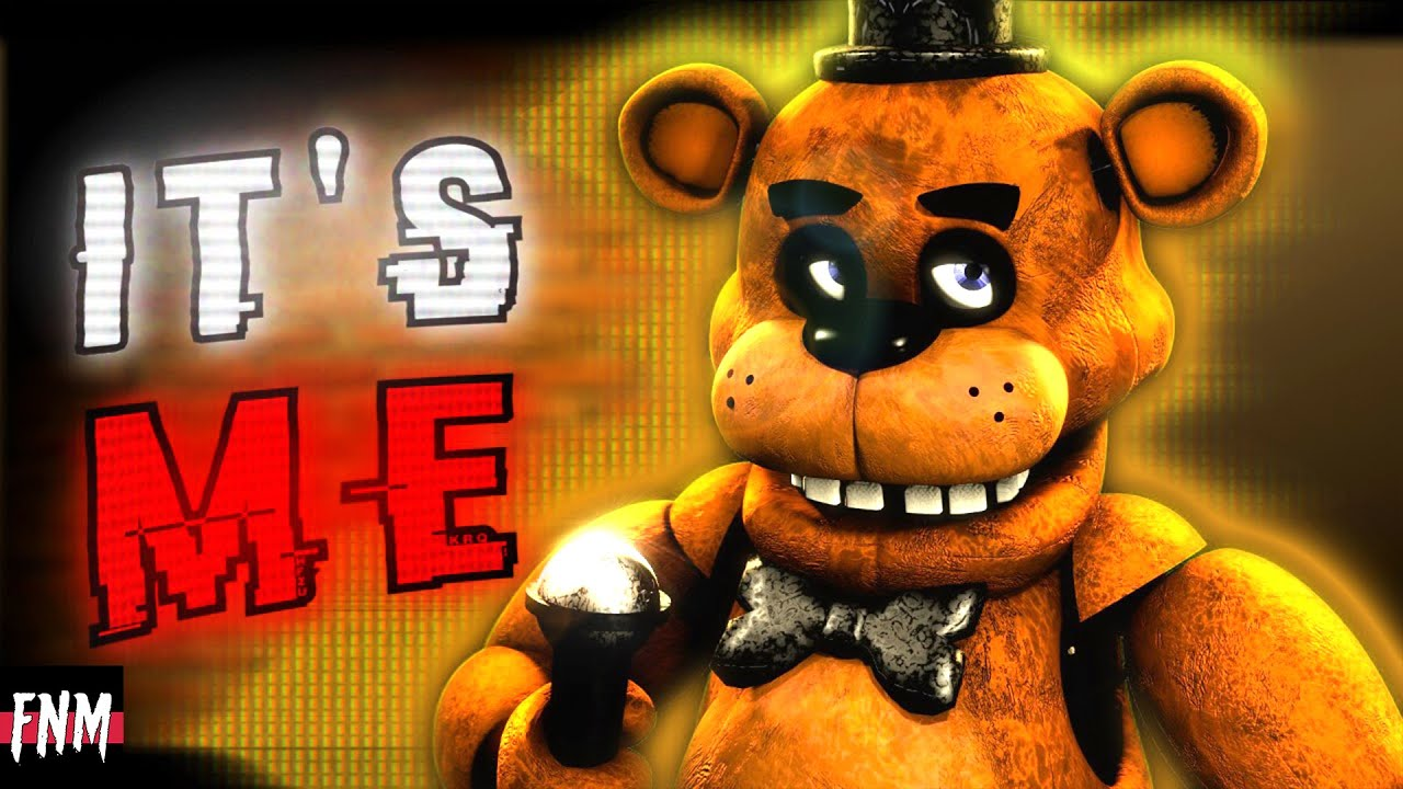 """Download FNAF SONG """"It's Me"""" (ANIMATED) II"""