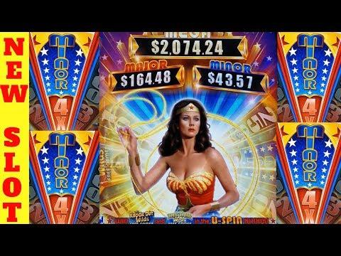 Wonder woman gold slot machine online