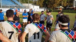 Seria A SS 2018-2019 TROFEO COPPOLA Cavalieri Union Rugby