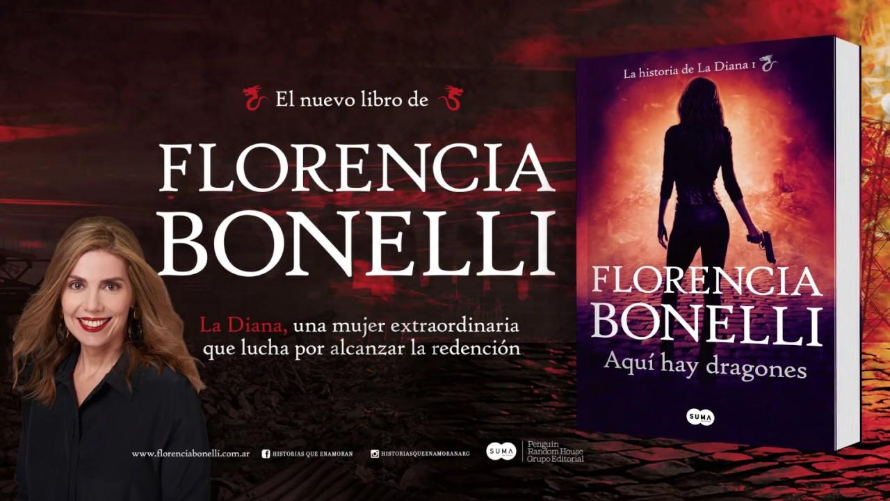 Aquí Hay Dragones De Florencia Bonelli Youtube