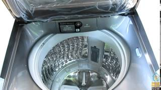 Samsung Activ DualWash Top Loading Washing Machine Review
