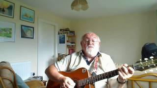 Guitar: The Yankee Man-of-War (Including lyrics and chords)