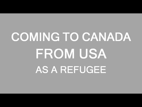 Refugees crossing Canadian border from USA. Consequences? LP Group
