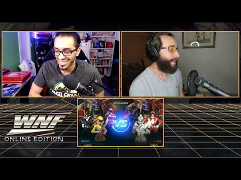WNF2020 Online Edition Episode 15: Battle For The Grid Top 8