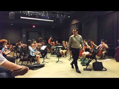 LVYAO - First rehearsal for Classical Music: A Portrait