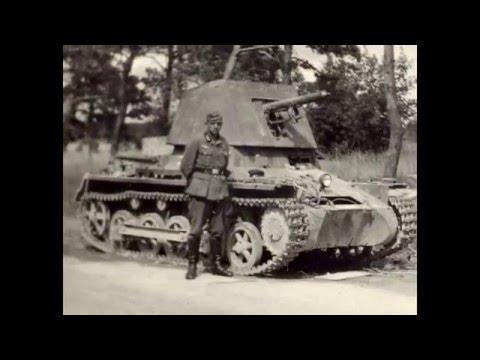 WW2 German Tank Panzerjäger I Picture HD - WW2 Tanque Aleman Panzerjager I Imagen HD