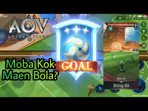Butterfly New Design & New Soccer Mode - Arena of Valor (AOV)