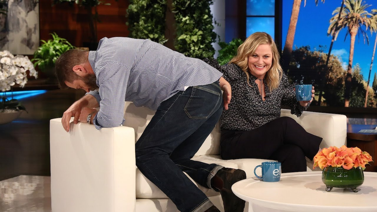 Download Amy Poehler & Nick Offerman on a Potential 'Parks and Rec' Reunion