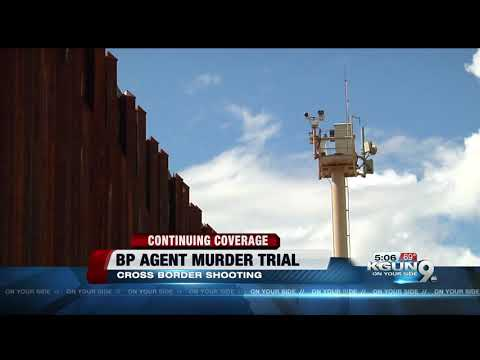 US agent goes on trial in Mexican teen cross-border killing