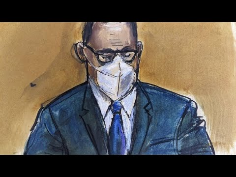 R. Kelly es declarado culpable de trfico sexual