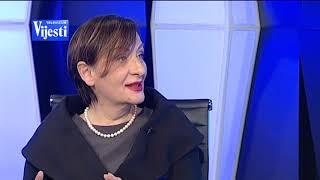 NACISTO  Milka Tadic Mijovic  Vladimir Pavicevic  Dritan Abazovic Goran Djurovic  TV  Vijesti  23 01