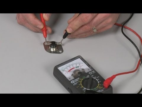 Oven Won't Heat? Thermal Fuse Test – GasElectric Oven Repair  YouTube