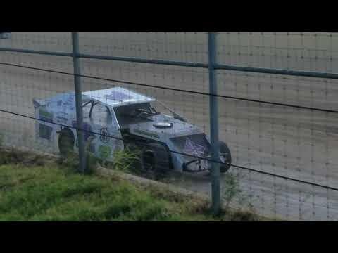 Junction motor speedway sportmod heat race 8/15/18