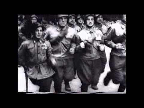 Documento storico: l'eroismo dei bersaglieri durante la Seconda Guerra Mondiale