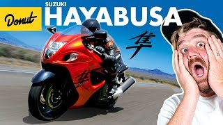 SUZUKI HAYABUSA - Everything You Need to Know | Up to Speed