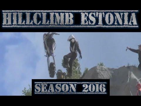 Hillclimb Estonia 2016 - Best of