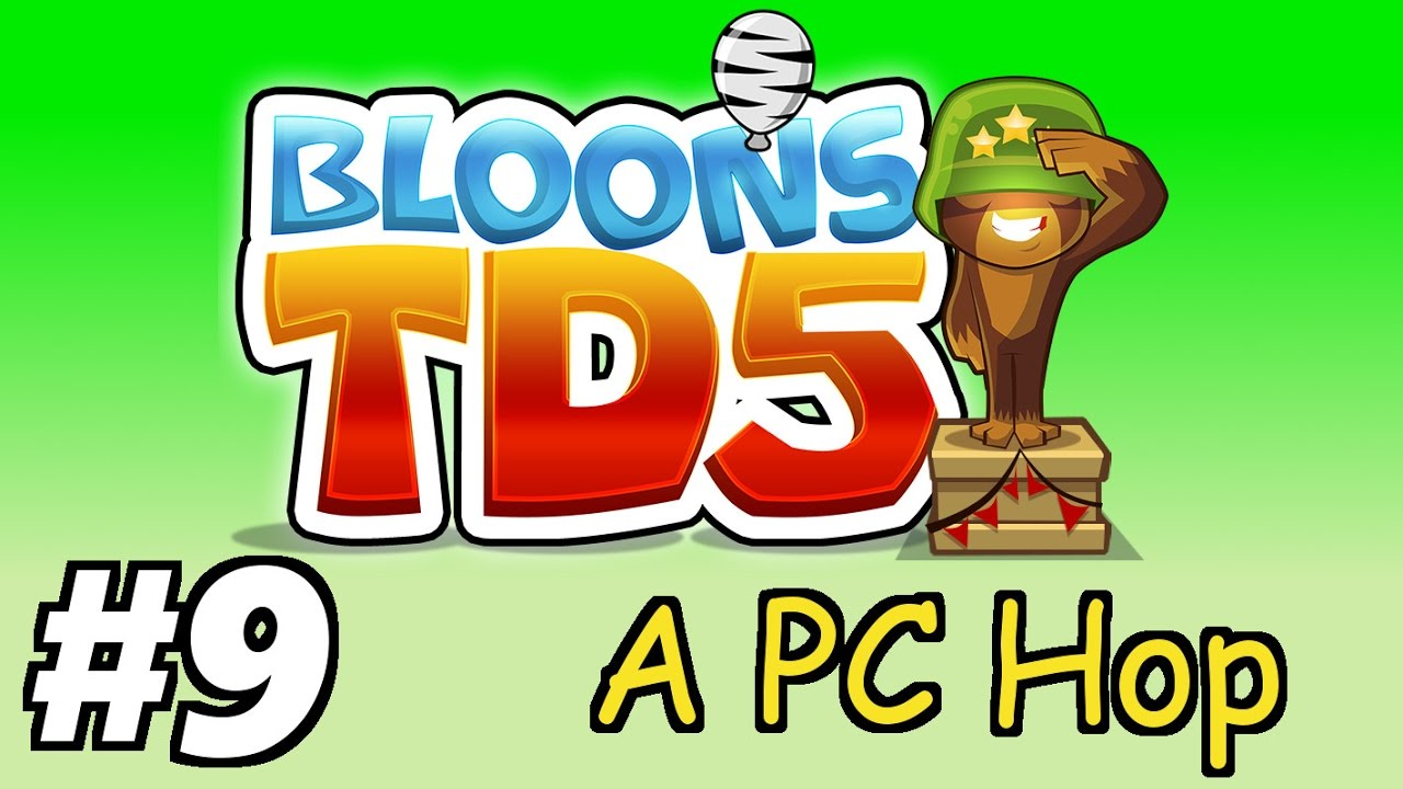 Bloons Td 5 Pc