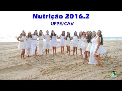 Brasil Formatura: Nutrição 2016.2 - UFPE/CAV (praia)