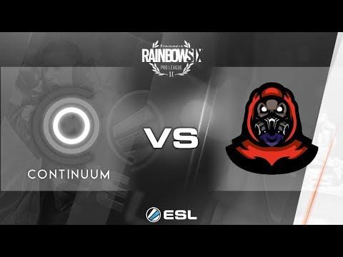 Rainbow Six Pro League - Season 3 - NA - Continuum vs. 1nfamy - Week 7